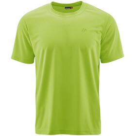 Maier Sports Walter T-Shirt Men macaw green